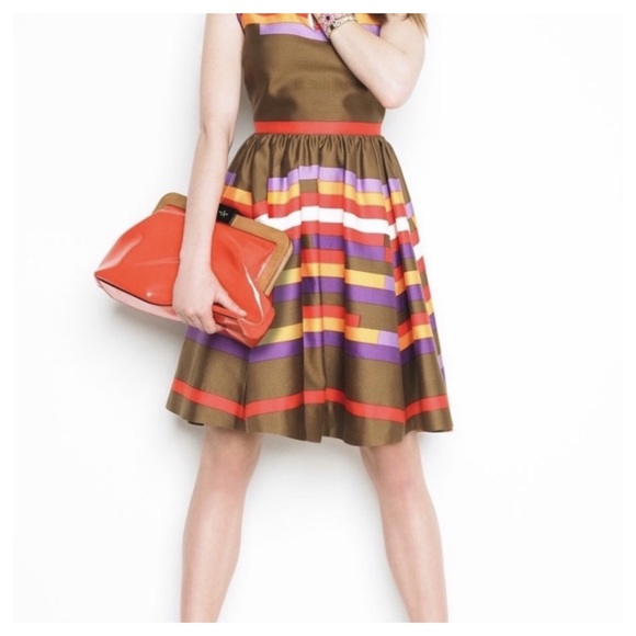 kate spade Dresses & Skirts - KATE SPADE KERRIGAN FIT AND FLARE